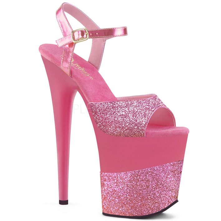 Sandália Flamingo 809 2G - Pleaser (encomenda)