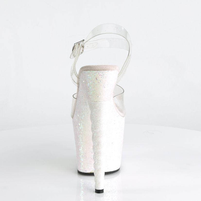Sandália Unicorn 708 LG Glitter - Pleaser (encomenda)