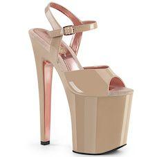 Sandália Xtreme 809 TT Pink - Pleaser (encomenda)