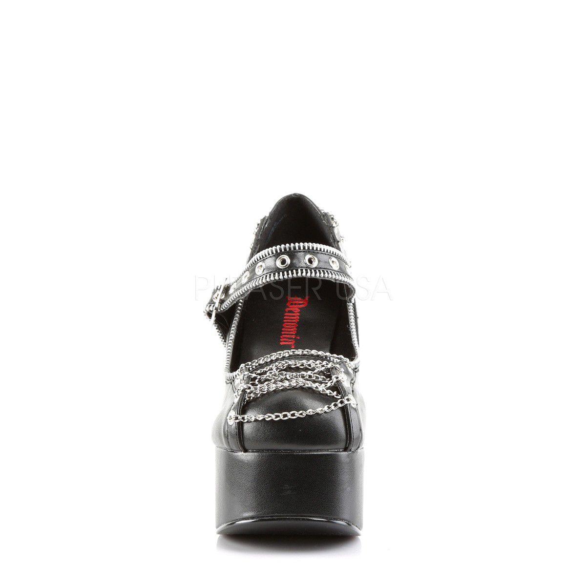 Sapato Charade 25 - Demonia (encomenda)