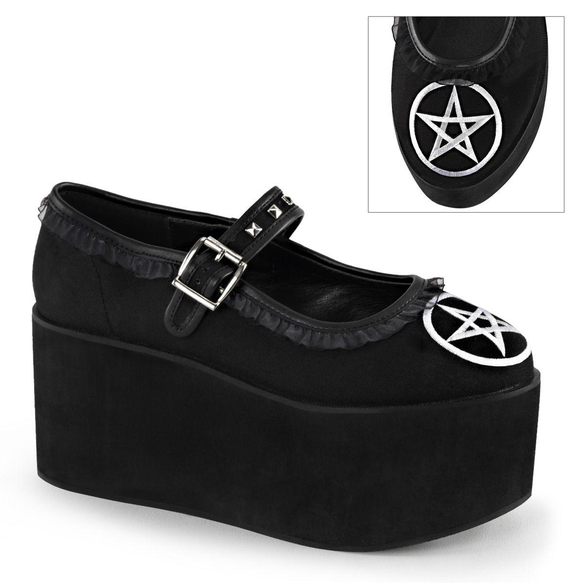 Sapato Click 02 - Demonia (encomenda)