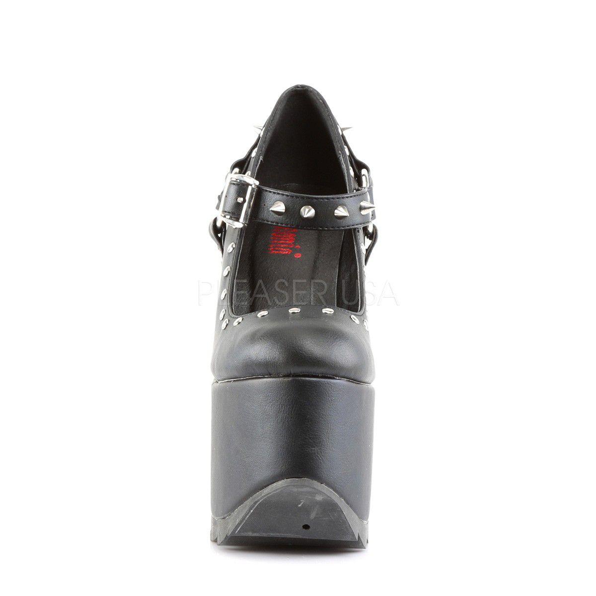 Sapato Cramps 02 - Demonia (encomenda)