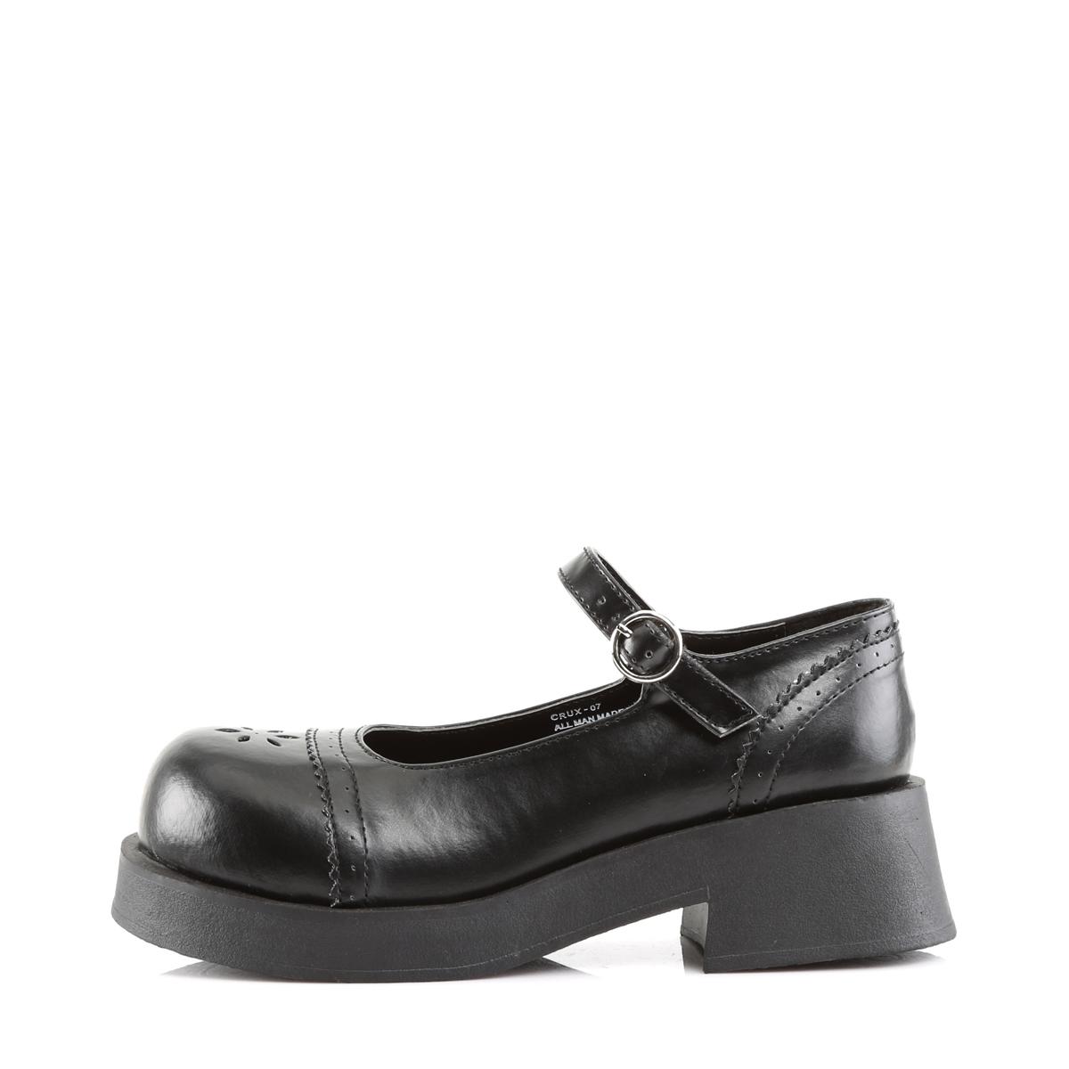 Sapato Crux 07 - Demonia (encomenda)