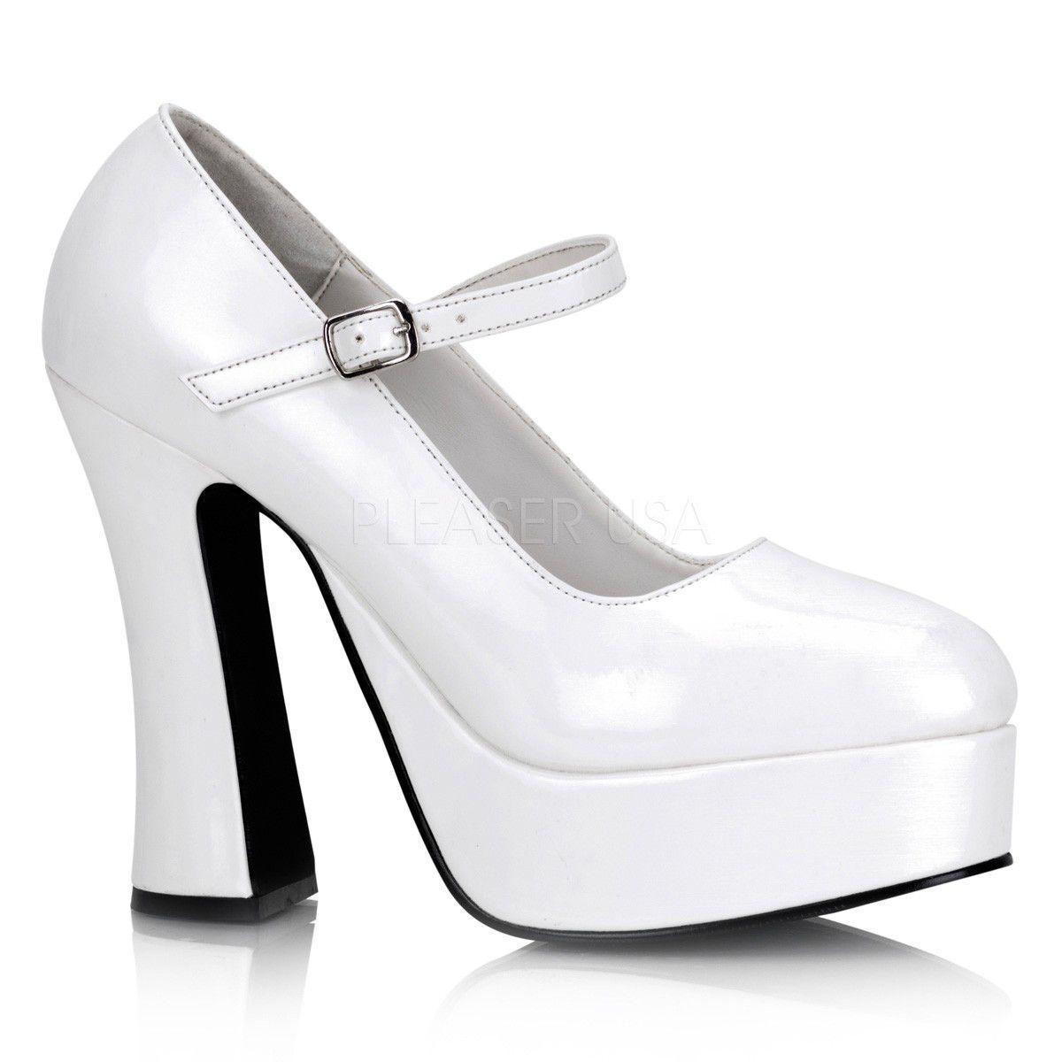 Sapato Dolly 50 - Demonia (encomenda)