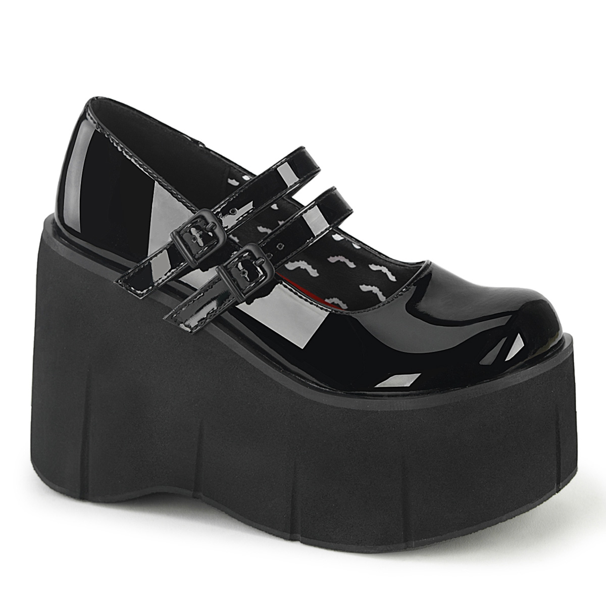Sapato Kera 08 Cano Curto - Demonia (encomenda)