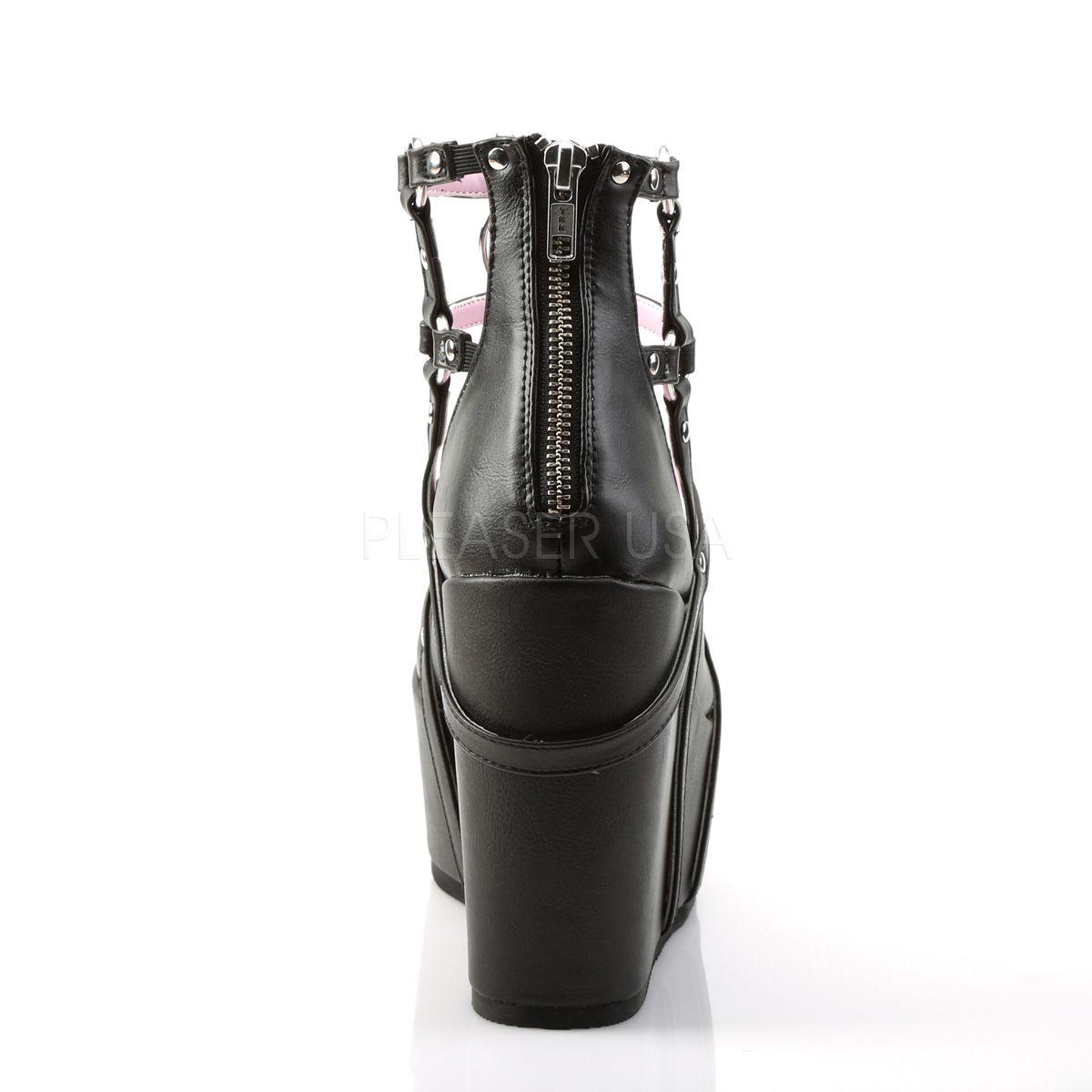Sapato Poison 25-1 - Demonia (encomenda)