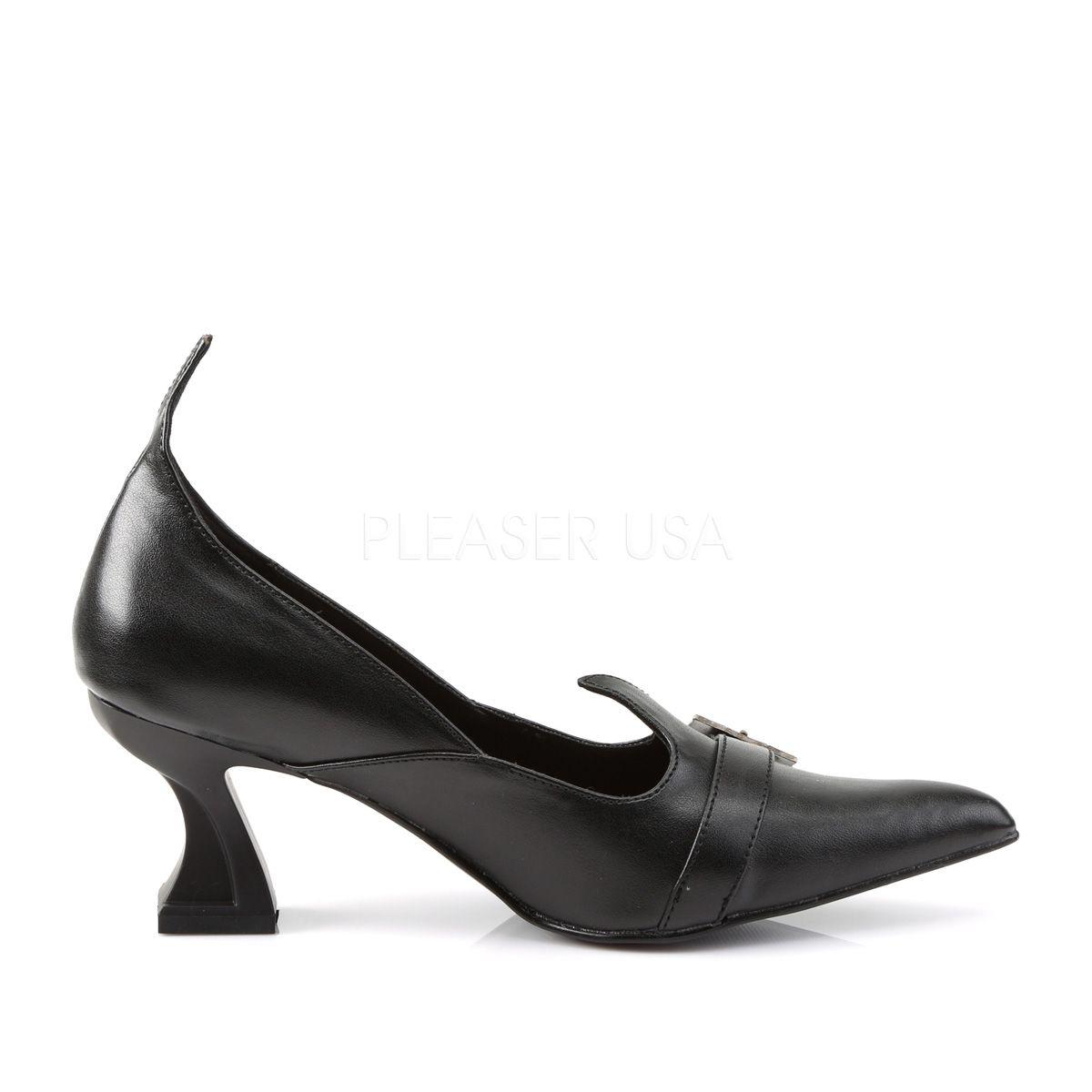 Sapato Salém 06 Bruxa - Funtasma (encomenda)