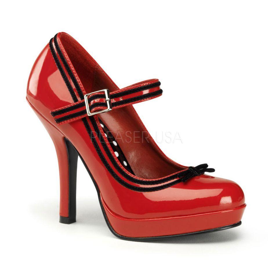 Sapato Secret 15 - Pin Up Couture (encomenda)