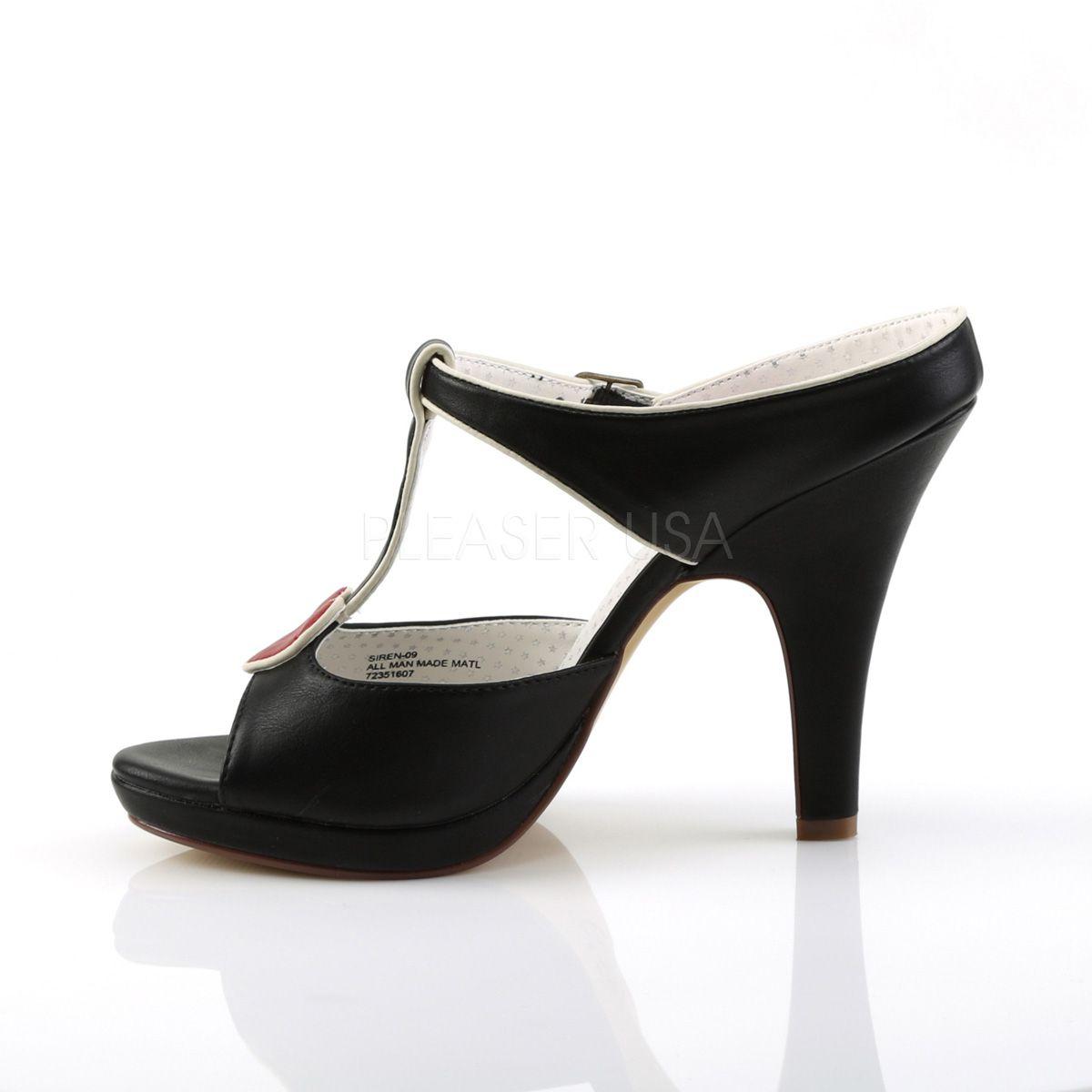 Sapato Siren 09 - Pin Up Couture (encomenda)
