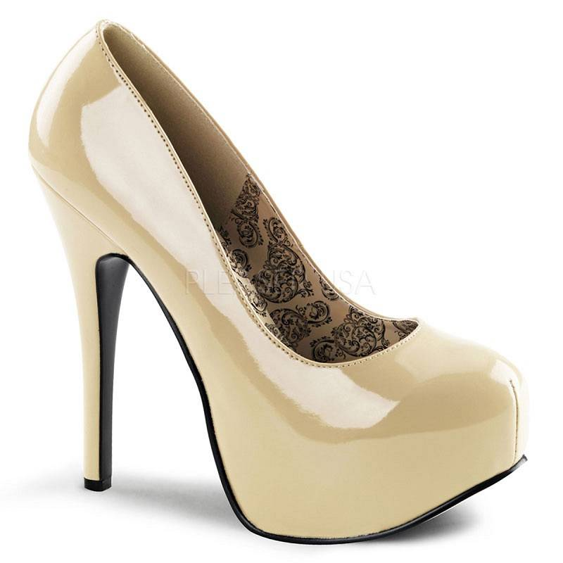 Sapato Teeze 06 Básica - Bordello (encomenda)