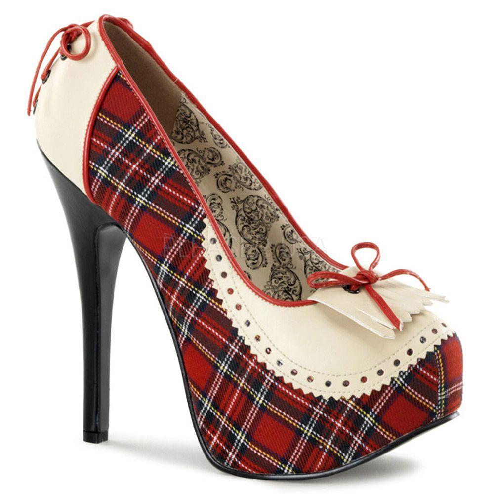 Sapato Teeze 26 - Bordello (encomenda)