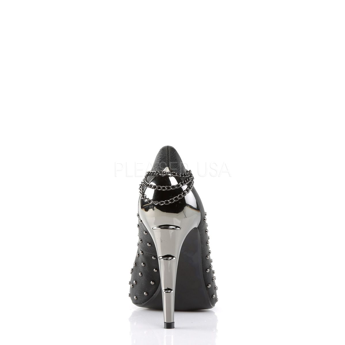 Sapato Voltage 08 Spikes - Demonia (encomenda)