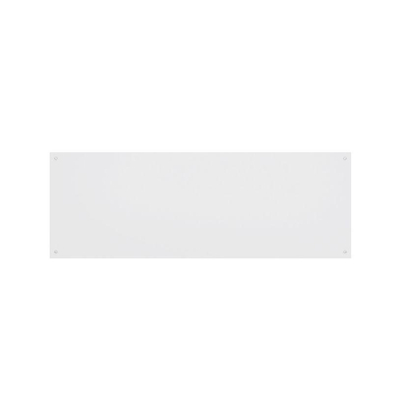 Cabeceira Painel Cama Casal Modena Modulado Branco - Demóbile