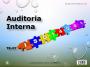 Auditoria Interna para a ISO 14001:2015