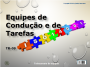 Equipes de Condução e Tarefas na ISO 14001
