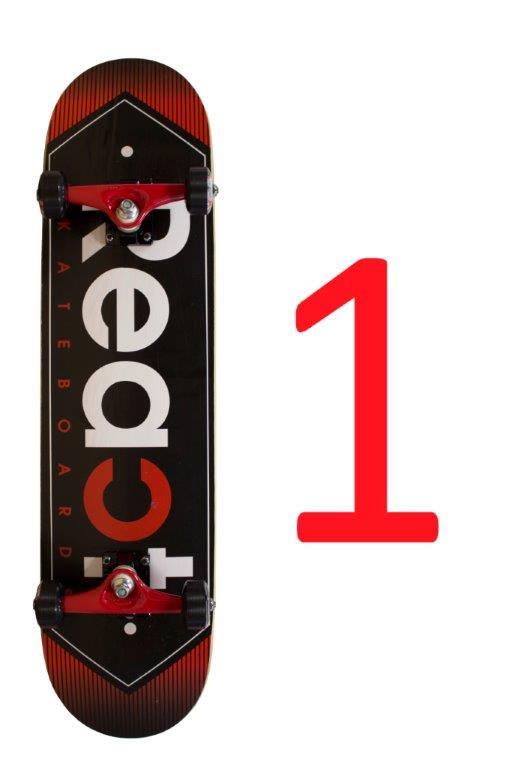 Skate React Montado - Modelos - Skate Culture - A maior loja de ... b2942b26f25