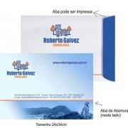 Envelope 24x34cm Impressão ESPECIAL  sem limite de cores