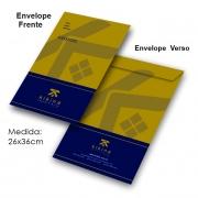 Envelope 26x36cm 90g Impressão ESPECIAL  sem limite de cores