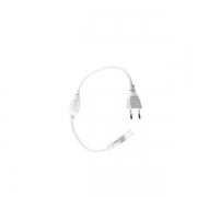 Conector Para Fita Led 5050 Chata Com Plug Bivolt