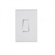 Conjunto 1 Interruptor Paralelo 10A 4x2 Tramontina Liz