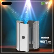 Fechadura Magnética Eletroímã M100 Inox Com Sensor Ipec