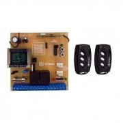 Kit Central De Portão Com Dois Controles TX Deco Ipec