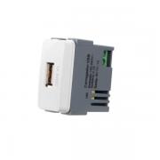 Módulo Tomada USB Carregador 1A B3 MarGirius