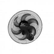Ventilador de Parede Oscilante Delta Free 40cm Bivolt Preto 60 fios