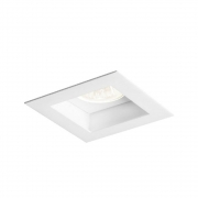 Plafon Spot Embutir Direcionável 1 Lâmpada Par20 Branco