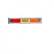 Sinaleira de Garagem Veicular Audiovisual LED Maxi Ipec