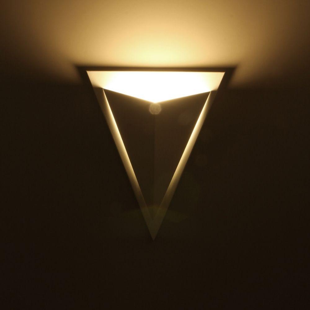 Arandela Indireta Jordão Com Foco De Luz