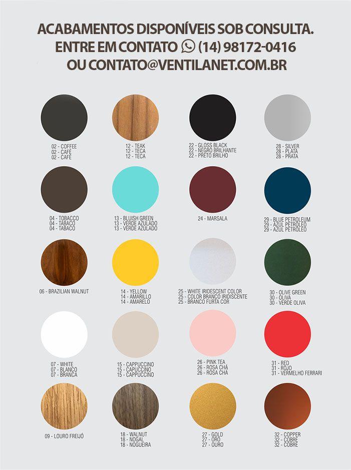 Arandela Retangular Pastilhado Madeira 55cm x 10cm - Accord 439