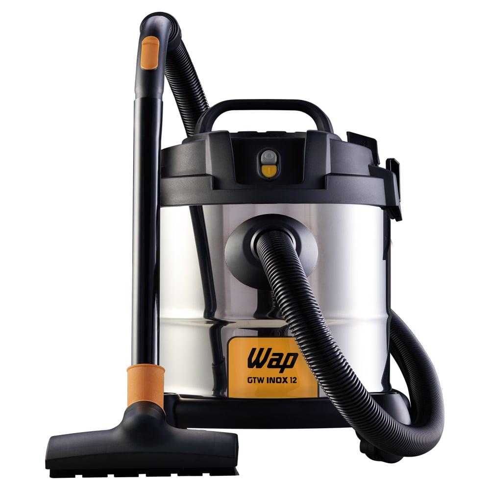 Aspirador de Pó Barril GTW Inox 12 - Wap