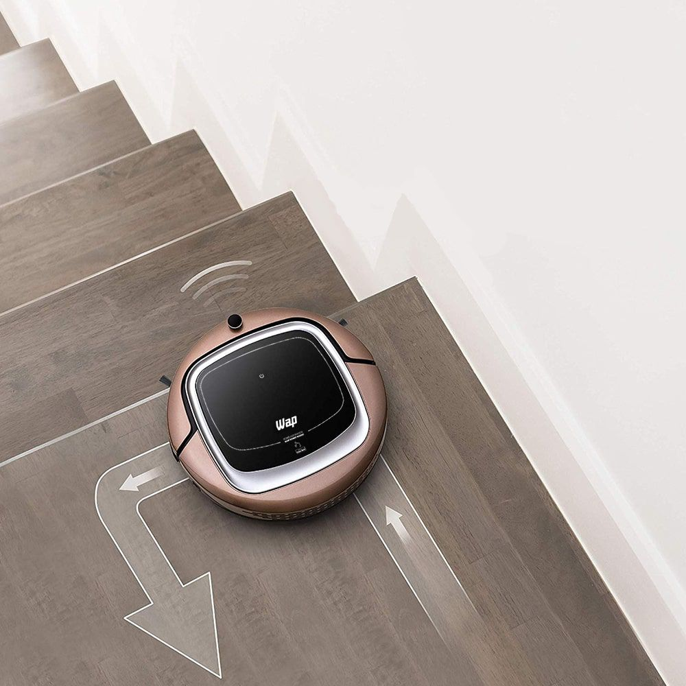 Aspirador de Pó Robô Robot W2000 - Wap