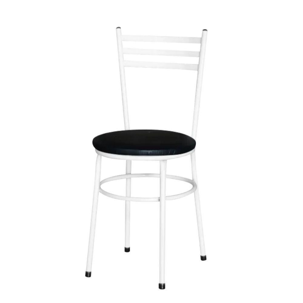 Cadeira Epoxi Branca Para Cozinha