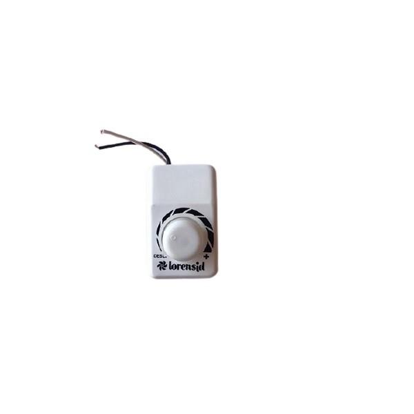 Chave Controle de Parede Velocidade Rotativo Bivolt Loren Sid