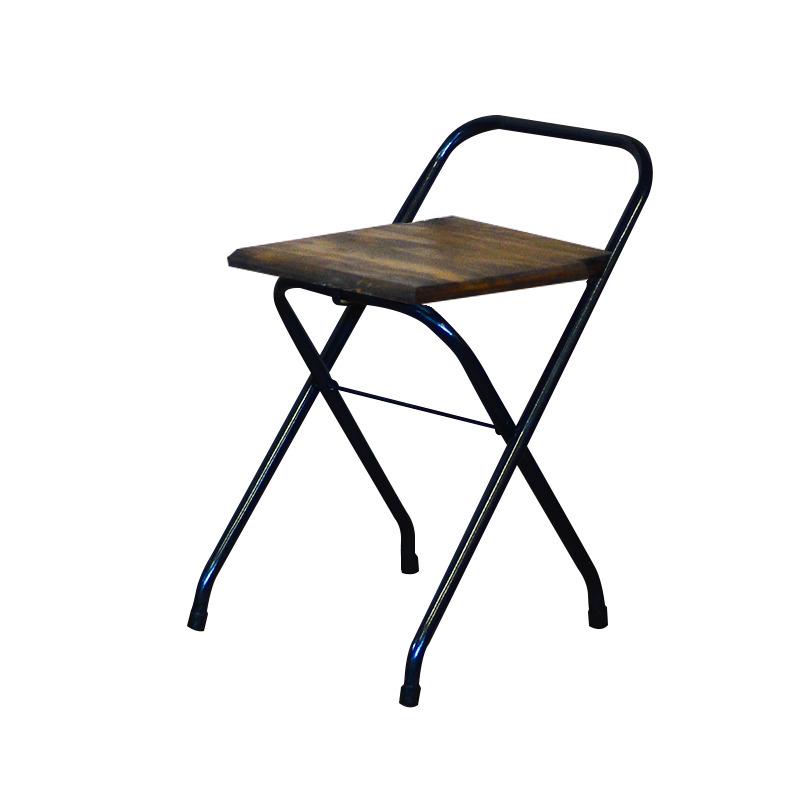 Conjunto 4 Cadeiras Dobrável em Madeira Imbuia