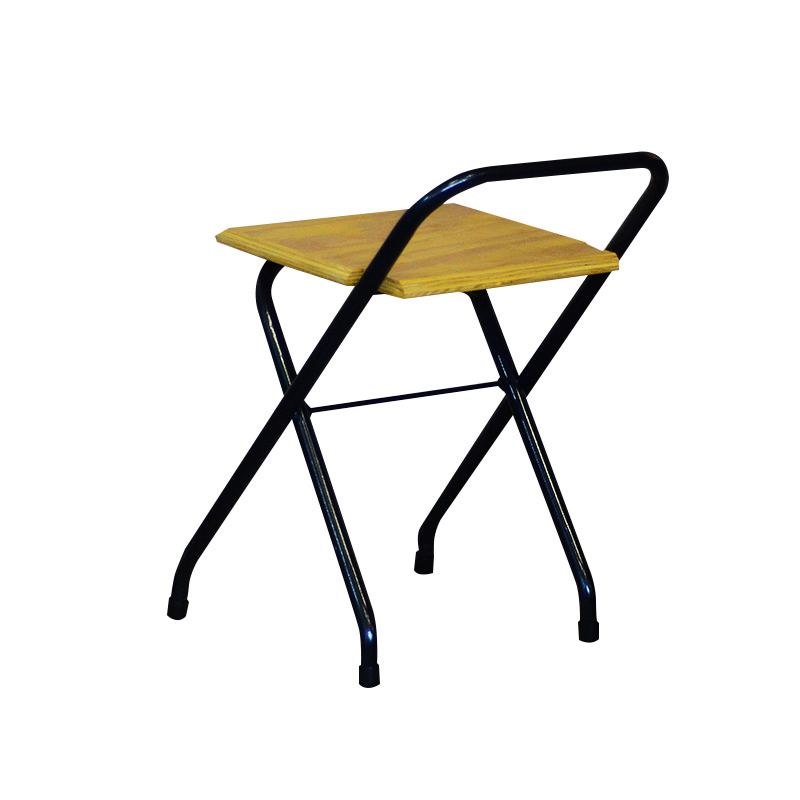 Conjunto 6 Cadeiras Dobrável em Madeira Natural