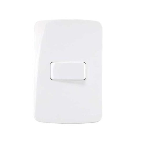Conjunto Interruptor Simples 10A 4x2 B3 MarGirius