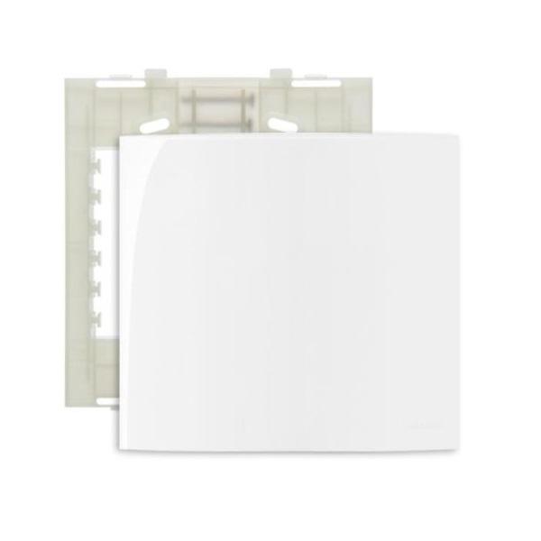 Espelho Placa 4x4 Cega Com Suporte Sleek MarGirius