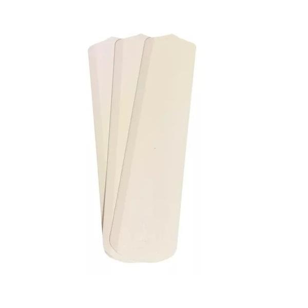 Kit 3 Pás Brancas Para Ventilador de Teto Modelo Universal