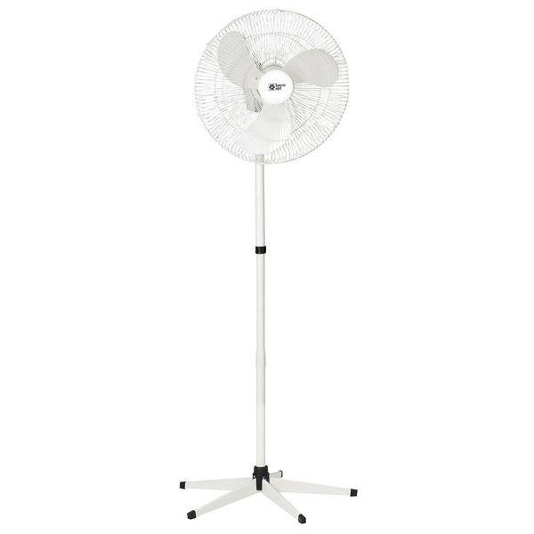 Ventilador de Coluna 30cm Loren Sid Wind Branco