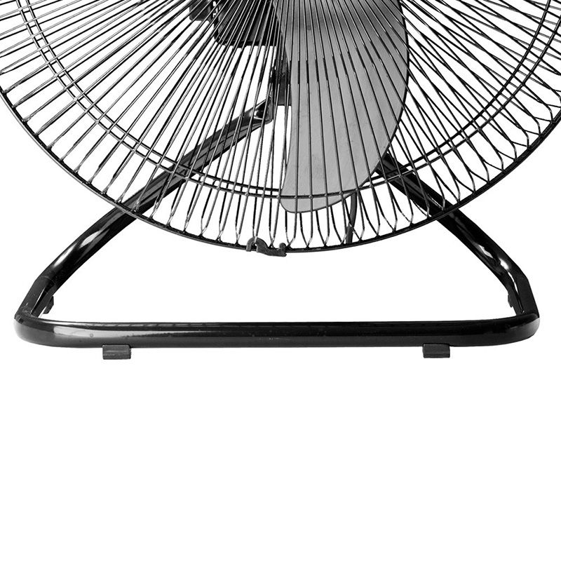 Ventilador de Mesa 50cm Tufão Loren Sid Turbo Preto Aço Bivolt