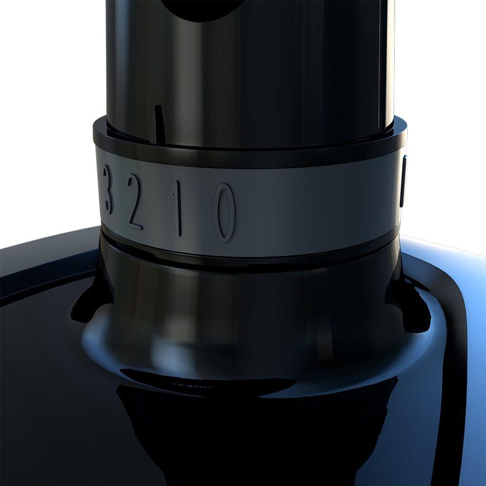 Ventilador de Mesa 50cm Rajada Turbo Wap - Preto