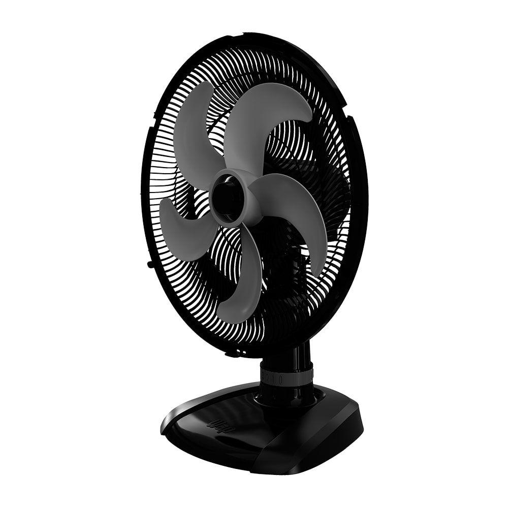 Ventilador de Mesa 50cm Rajada Turbo W130 Wap - Preto