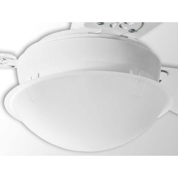 Ventilador de Teto Pérola Branco Loren Sid Pás Brancas M2