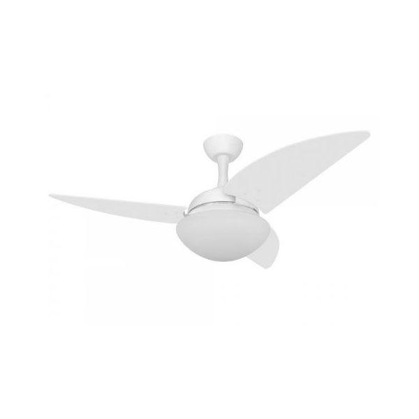 Ventilador de Teto Volare Ventax Due 3 Pás Branco
