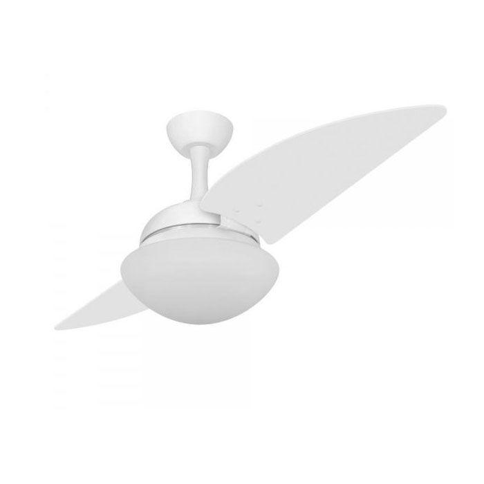 Ventilador de Teto Volare Ventax Duo 2 Pás Branco