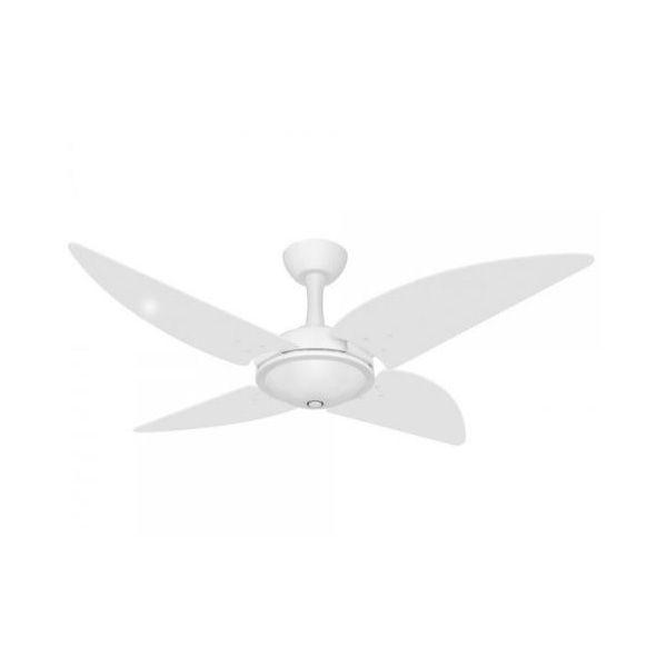 Ventilador de Teto Volare Ventax Office 4 Pás Branco