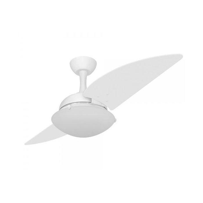 Ventilador de Teto Volare Ventax Uno 2 Pás Branco
